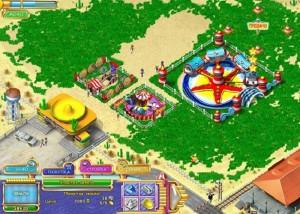 Луна-Парк - полная русская версия игры