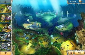 Jewel Legends 2: Atlantis  - полная версия