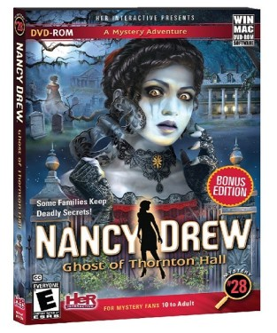 Nancy Drew 28: Ghost of Thornton Hall