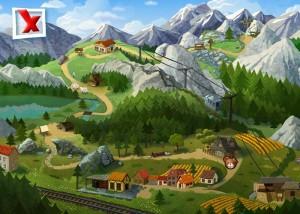 Teddy Floppy Ear: Mountain Adventure