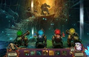 Пробуждение 6: Краснолиственный лес, пещера, пушки, огр