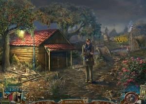 Темные истории Эдгар Аллан По: Золотой жук, мужчина, сарай