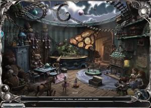 Загадки Царства Сна 5: Книга Воды, детская комната, игрушки, куклы