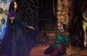 Незаконченные истории: Тайная любовь, подземелье, ведьма