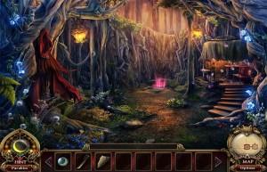Темные притчи: Сестры Красной Шапочки, волшебная поляна в лесу