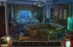 Тайны Разума: Как там, в коме.., гостиная, большой диван