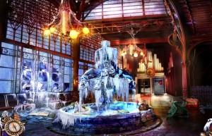 Охотники за тайнами 4: Четыре Туза, замерзший фонтан, горящая люстра