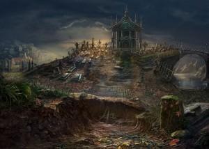 Ожившие легенды : Гробовщик