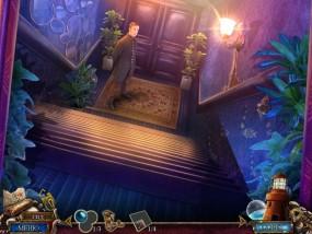 Море лжи 4: Поток предательства, лестница в игровой зал