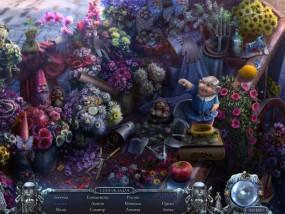 Всадники судьбы 3: Помни о смерти, цветы, сцена поиска предметов