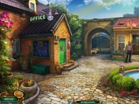 Загадочные истории 2: Сумеречный мир, придорожный отель, владелец отеля