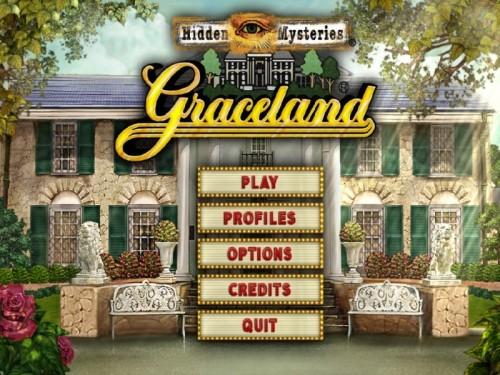 Hidden Mysteries: Gates of Graceland - полная версия