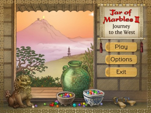 Jar of Marbles II: Journey to the West