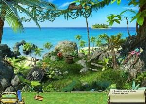 Секретная Миссия: Причудливый остров
