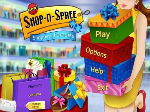 Shop-N-Spree 3 : Shopping Paradise