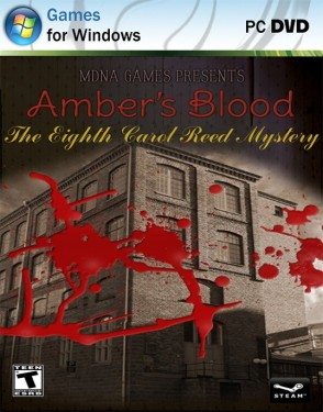 Amber's Blood: A Carol Reed Mystery (2012/ENG)