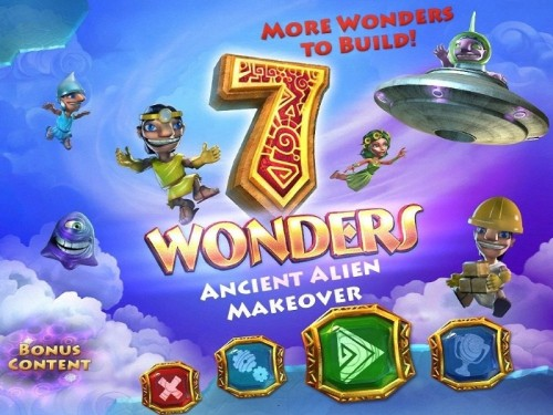 7 Wonders V: Ancient Alien Makeover