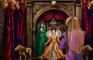 Секреты Королевской семьи  - русская версия
