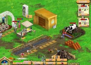 Королева фермы - полная русская версия