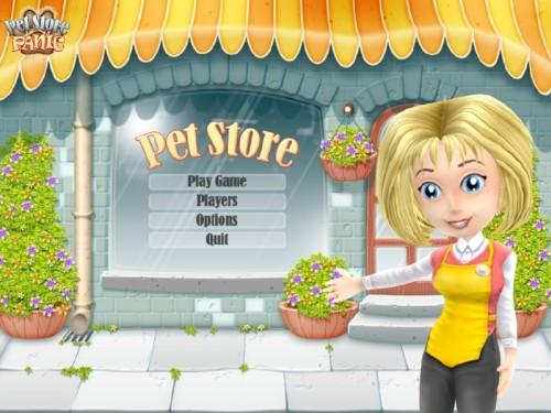 Pet Store Panic - полная версия