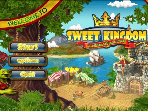 Sweet Kingdom: Enchanted Princess  - полная версия