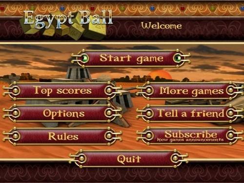 Egypt Ballw / Волшебство Египта - полная версия