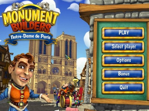 Monument Builders: Notre Dame  - полная версия