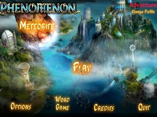 Phenomenon 2: Meteorite - полная версия