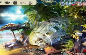 Загадочные приключения на острове  - полная русская версия