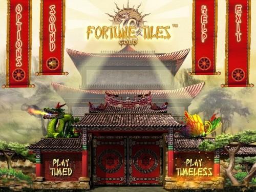 Fortune Tiles Gold   - полная версия