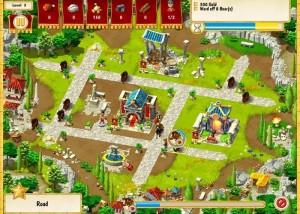 Monument Builders 5: Colosseum  - полная английская версия