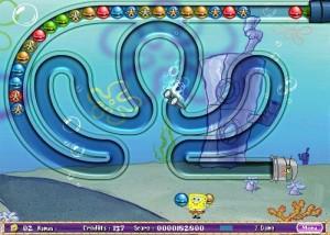 SpongeBob SquarePants Bubble Rush!