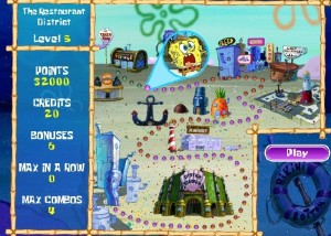 SpongeBob SquarePants Bubble Rush!