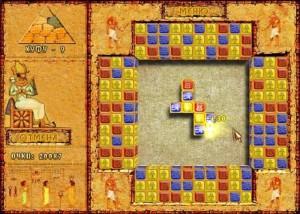 Тайны Египта / Brickshooter Egypt (2007/Rus) - полная русская версия