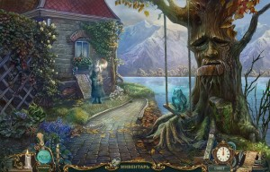 Легенды о призраках 4: Проклятая Книга / Haunted Legends 4: The Curse of Vox (2013/Rus) - полная русская версия
