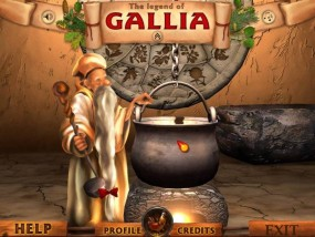 The Legend of Gallia (2013/Eng) - полная версия