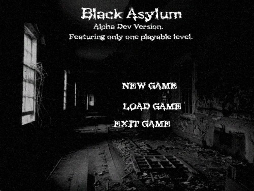 Black Asylum (2013/Beta/Eng)[18+]