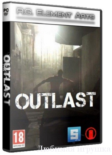 Outlast (2013/Rus/Eng/18+) - полная русская версия