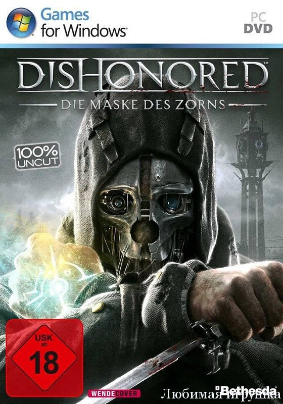 Dishonored v1.4.1 + 3DLC (2012/Rus)