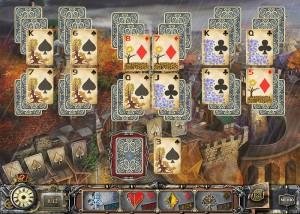 Магия Пасьянса: Времена Года / Solitaire Mystery: Four Seasons (2013/Rus) - официальная русская версия