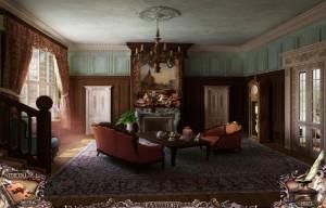 Jane Austen: Estate of Affairs (2013/Eng) - полная версия