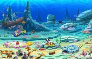 Тайна рифа 2 / Lost in Reefs 2 (2013/Rus) - полная русская версия