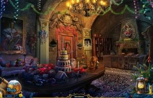 Рождественские истории: Щелкунчик, кухня, торт