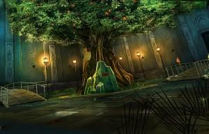Эстетика,  Enlightenus, большое дерево