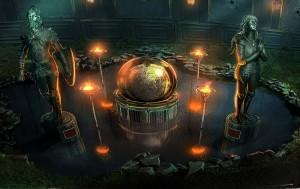 Эстетика, Enlightenus, фонтан
