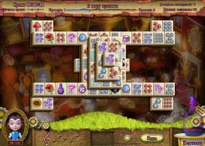 Алиса в стране Маджонг, логические игры