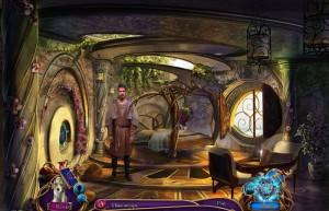В поисках бессмертия 2: Живая Гора, в заточении, сказочная комната