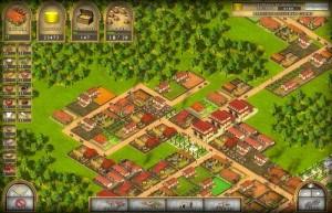 Древний Рим 2, стратегии, строительство