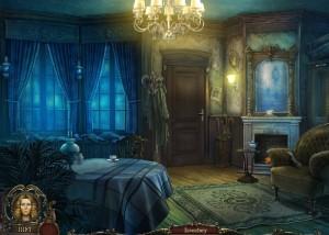 Грани Сознания 2: Убийца разбитых сердец, гостиная, стол, камин