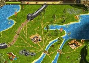 Возведение Великой китайской Стены, симулятор, строительство стены